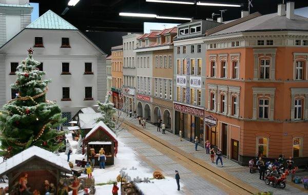 Rynek w Gliwicach