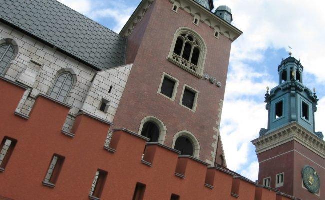 Zamek Królewski na Wawelu makieta architektoniczna do ekspozycji całorocznej