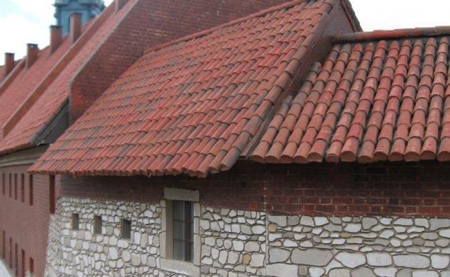 Zamek Królewski na Wawelu makieta architektoniczna