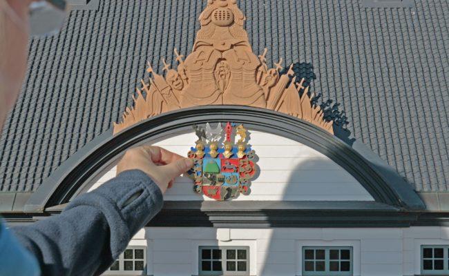 plaskorzezby-makiety-Skokloster-zamek