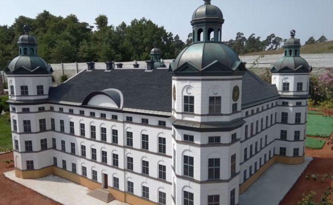 Szwedzki-zamek-Skokloster-makiety-architektoniczne-marzec-2018